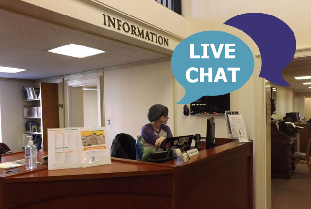 Salem College Library Live Chat